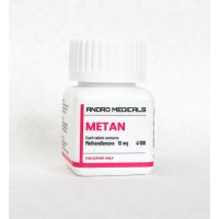 Metan (Dianabol) 100tabs 10mg - Andro Medicals