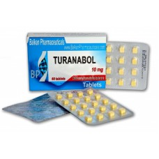 Turanabol 60tabs/10mg by Balkan Pharmaceuticals