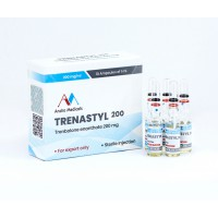 Trenastyl 200 (Trenbolone enanthate) 10amps x 1ml 200mg
