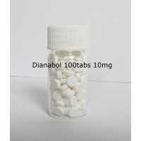 Dianabol 100tabs 10mg by LegitAnabolics Labs