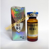 Mix Mass plus Quality 10ml 500mg/ml