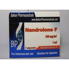 Nandrolone F (Nandrolone Phenylpropionate) 5 x 1ml amp (100 mg/ml)