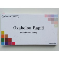 Oxabolon Rapid (Anavar) 50tabs/10mg