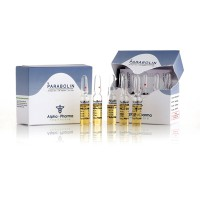 Parabolin (Trenbolone Hexa) 1.5ml/76.5mg by Alpha Pharma