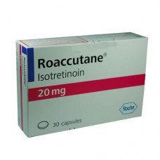 Roaccutane (Isotretion) 30caps/20mg by Roche