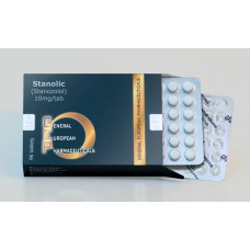 Stanolic (Stanozolol) 96tabs/10mg by General European Pharmaceuticals