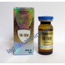 Tri-Tren 10ml 180mg/ml by SQS Lab, Moldova