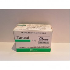 Turinabol 100tabs/10mg by Omega-Meds