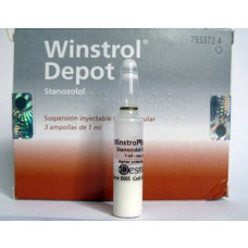 Winstrol Depot 3amp x 1ml/50mg by Desma