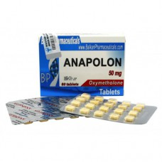 Anapolon (Oxymetholone) 60tabs/50mg