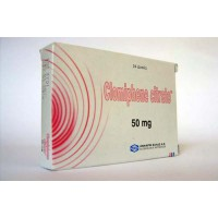 Clomid (Clomiphene citrate) 24tabs 50mg