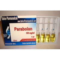 Parabolan (Trenbolone Hex) 10 amps x 1ml/100mg