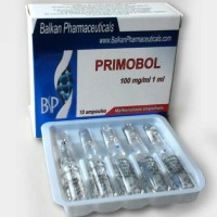 Primobol (Primobolan) 10 amps x 1ml/100mg by Balkan Pharmaceuticals