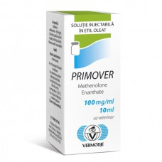 Primover (Methenolone Enanthate) 10ml 100mg/ml