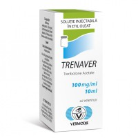 Trenaver (Trenbolone Acetate) 10ml 100mg/ml by Vermodje
